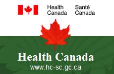 logo de Santé Canada
