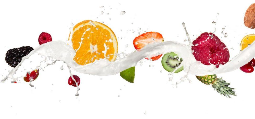 Lait, thé et fruits ne font pas bon ménage!