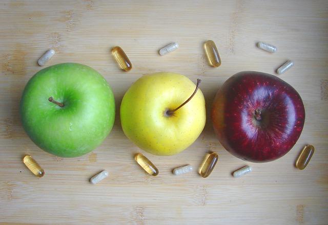 pommes-capsules-produits-santé-naturels