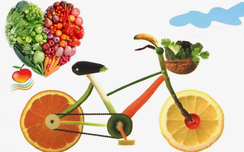 Les fruits et les légumes sont la source des phytonutriments