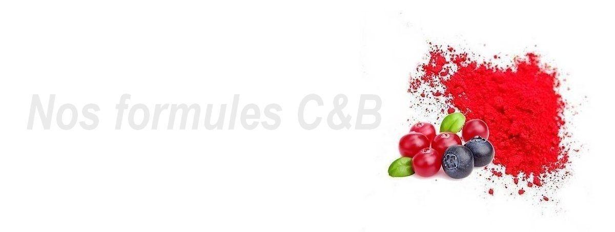 Présentation formules C&B de Phytonutriment Canada
